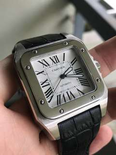 CARTIER MAN WATCH