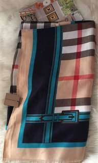 On hand Burberry Scarf Authentic Grade Quality