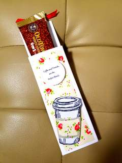 Handmade Gift Love Smile Friends Lovers Coffee with free tracking mailing