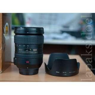 Lensa Sapujagat Nikkor AFS 18-200mm F3.5-5.6G VR