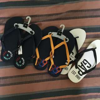 REPRICED Gap slippers
