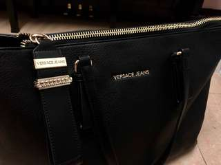 Versace classic tote