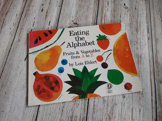 Eating the Alphabets #July100