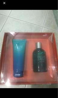 🚚 Blue energy body care