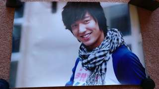 LEE MIN HO posters!! Big posters perfect for room decoration