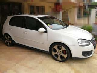 Volkswagen Golf GTI 2.0 (A) year 2008