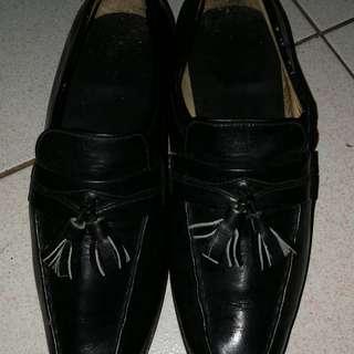 Original Glendale leather shoes vintage