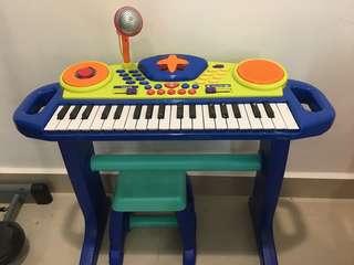 bru mix master keyboard piano