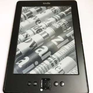 """Kindle 6"""" Wifi with Adds Version"""