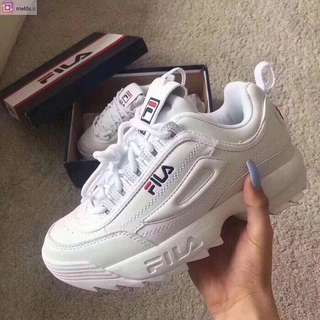 Fila Disruptor (AUTHENTIC 101%)