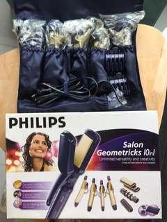 Philips Salon Geometricks 10in1