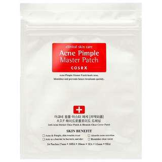 COSRX Acne Pimple Master Patch 24 Patches (BUY 2 FREE POSTAGE)