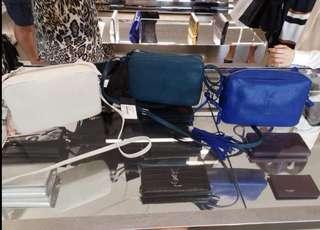 YSL camera bag