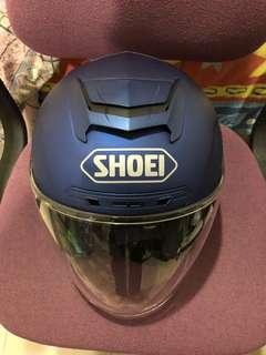 Shoei j-force 4 matt blue agv arai kyt airoh bell