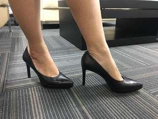 Sepatu Preloved Nine West Rocha Platform Pump/Heels