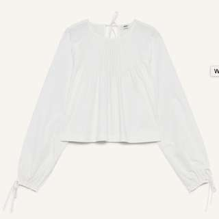 Wilfred Free Aritzia ENOLA BLOUSE XXS. SOLD OUT ONLINE IN THIS SIZE. BNWT.