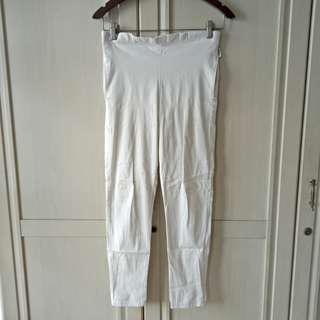 Celana Cotton Pants Putih