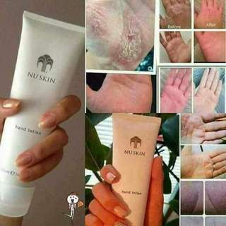 NU (HAND LOTION)