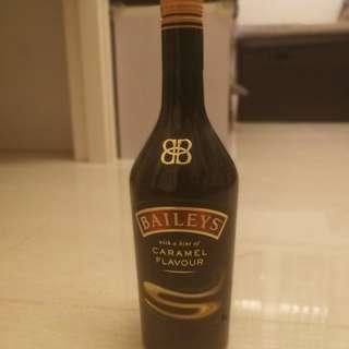 Baileys caramel favour