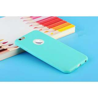 Candy matte jelly Case