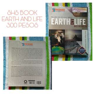SHS BOOK - EARTH AND LIFE SCIENCE