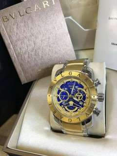 Bvlgari watch Authentic  with complete package