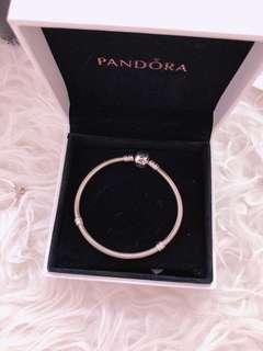 Original Pandora Bracelet size 18cm