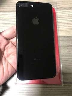 iphone 7 plus 亮黑128