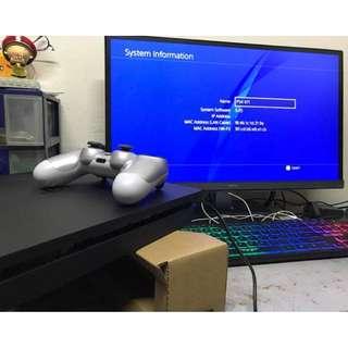 Playstation 4 Slim Firmware 5.05