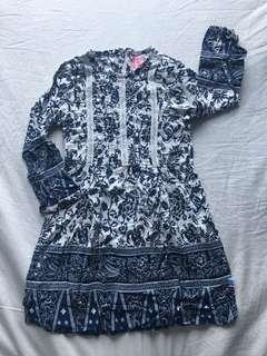 Pitodito Dress for 5-6 yo