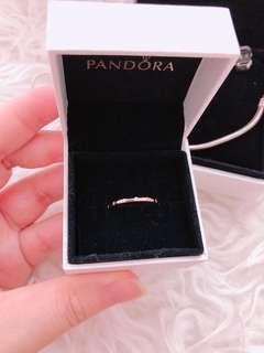 Original Pandora Rosegold Rings