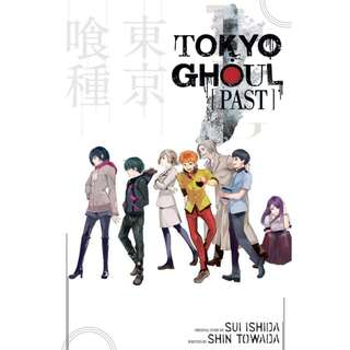 [PRE-ORDER] ~FULL COLLECTION~ Tokyo Ghoul: Past, Void, Days by Shin Towada