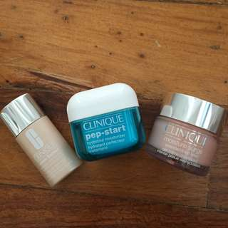 REPRICED!! NEW!! Clinique Skin Care Set 2