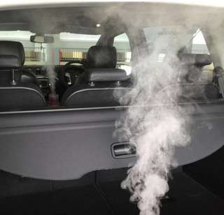 NEA approved full car fumigation package