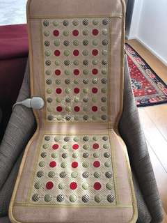 Heatpad with Semiprecious Stones