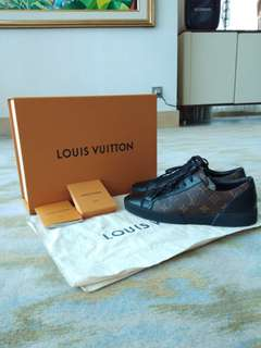 Authentic LV Louis Vuitton Match up sneaker