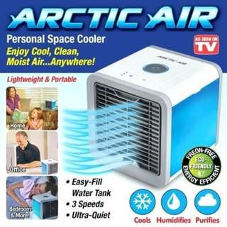 artic air cool down
