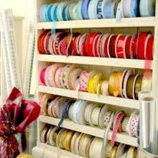Assorted Ribbons @ 1 Meter Length
