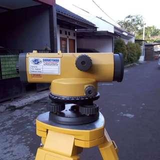 Spesifikasi|JUAL| Automatic Level Topcon ATB-4A (2mm)