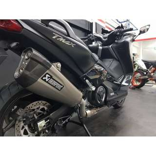 Akrapovic Exhaust Systems