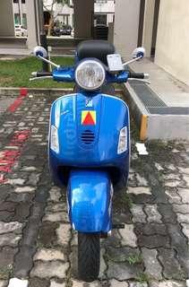 Vespa GT200