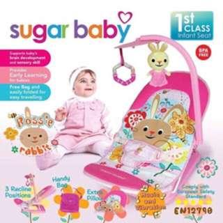 Sugar baby infant seat (Rossie Rabbit)