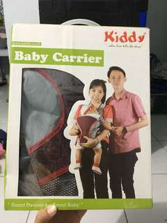 Gendongan Kiddy Baby Carrier