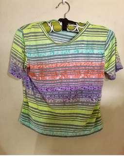 Terno T-shirt/ Shorts