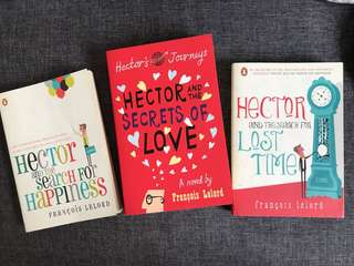 Hector books by Francois Lelord