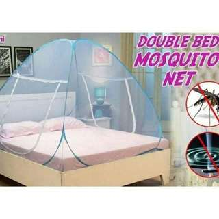King-sized mosquito net tent