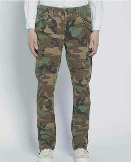 Polo Ralph Lauren Camo Army Pants
