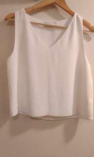 Babaton Murphy blouse - size small