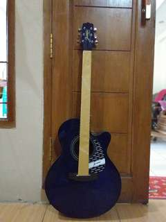Guitar Acoustic-Electric Jasmine by Takamine