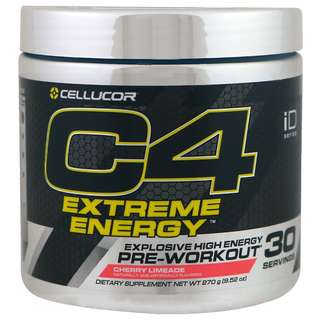 Cellucor, C4 Extreme Energy, Pre-Workout